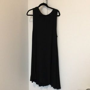 Arielle Black Sundress